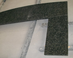 Ubatuba Granite Bar Top