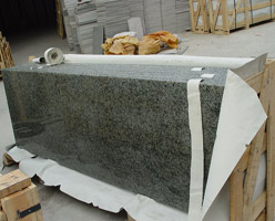 China Green Granite Countertops