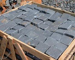 Paving Stone - Zhangpu Black Cube Stone