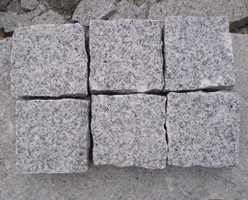 Paving Stone - G603 Cube Stone