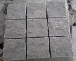 Paving Stone - G654 Granite Cube Stones