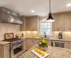 Granite Kitchen Room