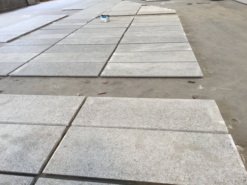 Granite G603 Facade