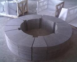 Paving Stone - G684 Circle Pavers