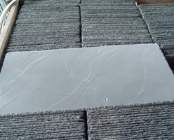Black Roofing Slate