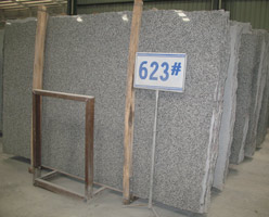 G623 Granite Slab