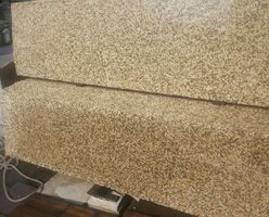 Mum Yellow Granite Slabs