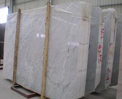 Carrara White Slabs