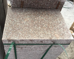Granite G687 Flamed Tiles