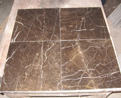 Coffee Marble Tiles