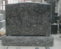 China Granite Tombstone Chinese Granite Monument