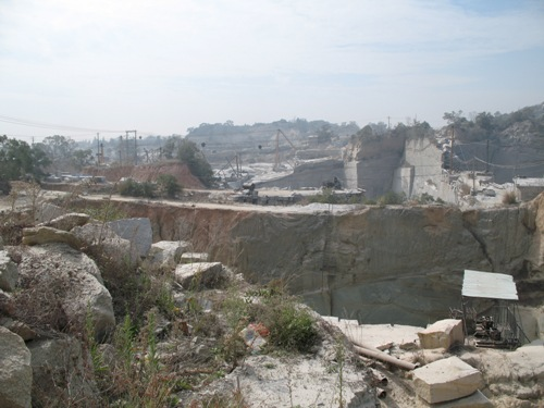 Granite G603 Quarry