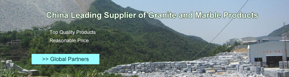 China Granite and Marble Supplier