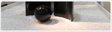 Granite Vase and Urn