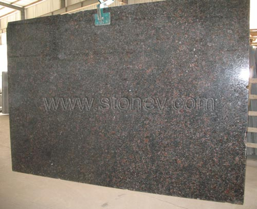 Granite Slab Tan Brown