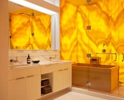 Honey Onyx Panel