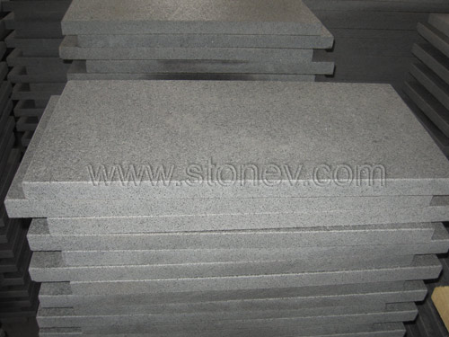 Granite G654 Dark Grey Tiles