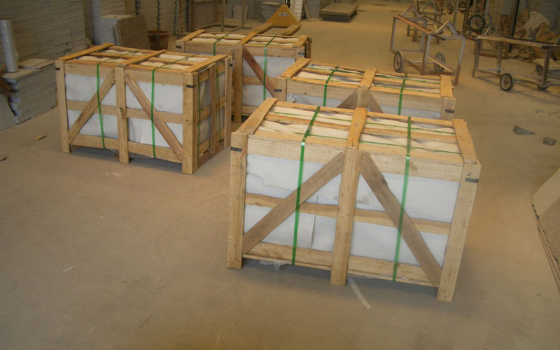 Stone Product Packing