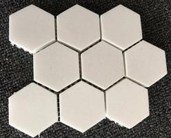 White Marble Mosaics