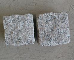 G635 Pink Granite Cobbles