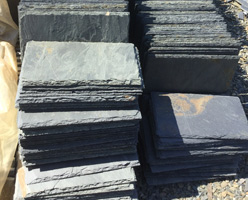 Roofing Slate - Chiense Slate Roof Tiles