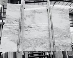 Marble Slabs - Chinese Ocean White Marble Slabs