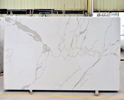 Quartz Slabs - Calacatta White Quatz Slabs