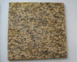 Tiger Skin Yellow Granite Tiles