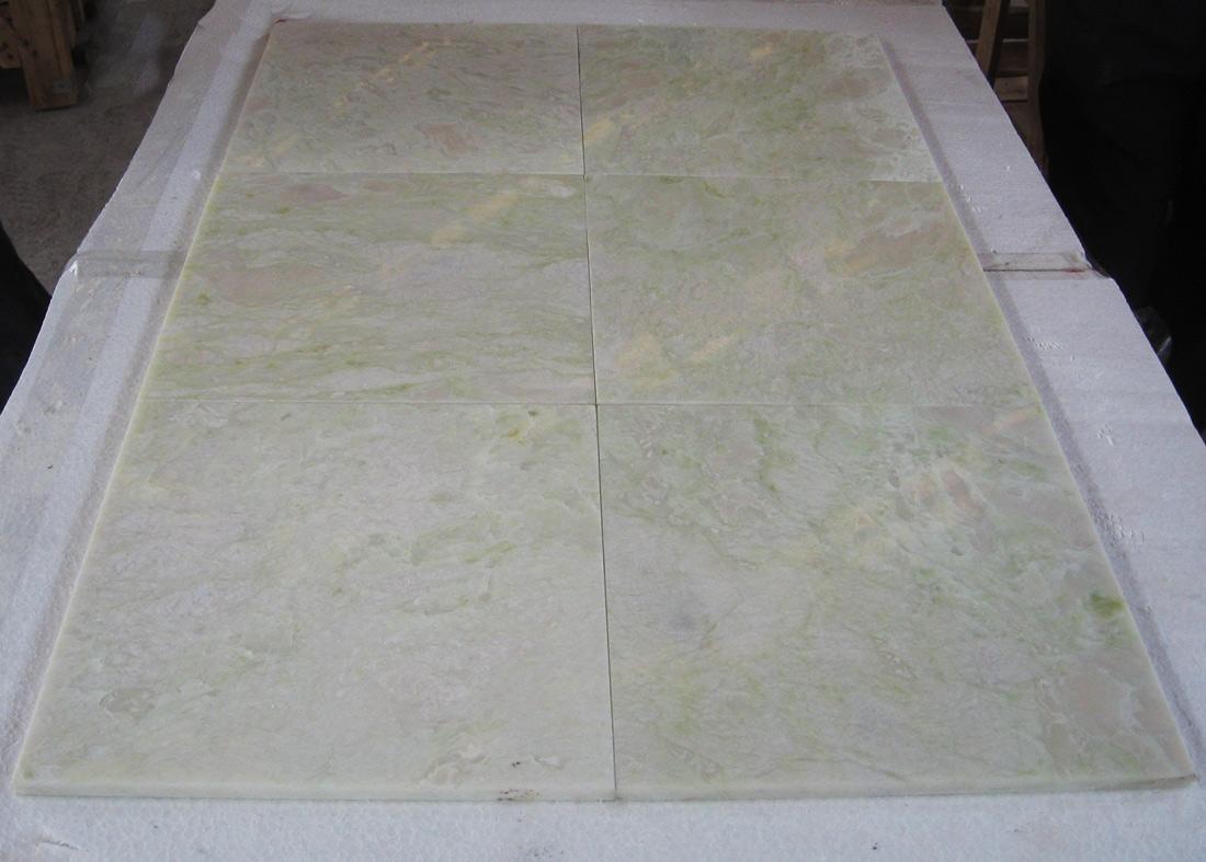 Green Jade Marble Tiles