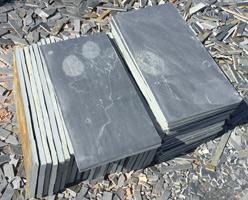 Grey Slate Flooring Tiles