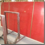 Red Artificial Stone