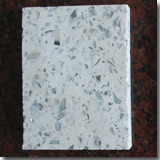White Crystal Artificial Stone