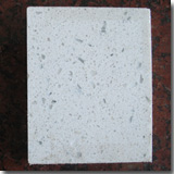 White Grain Artificial Stone