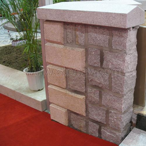Chinese Granite Wall Stone
