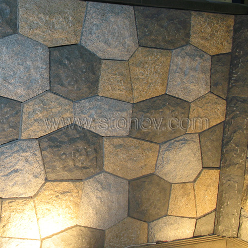 Granite Irregular Wall Stone
