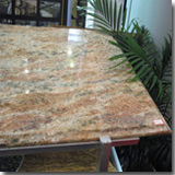 Granite Imperial Flower Countertop