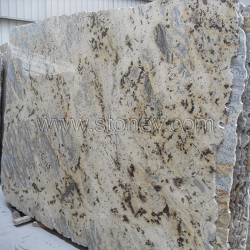 Brazilian Granite Slabs : Brazil tiger yellow sl tile and slab granite