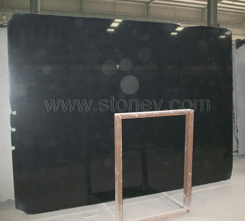 Granite G777 Shanxi Black slabs are often used for granite countertops or
