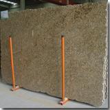 Granite Giallo Fiorito Slab