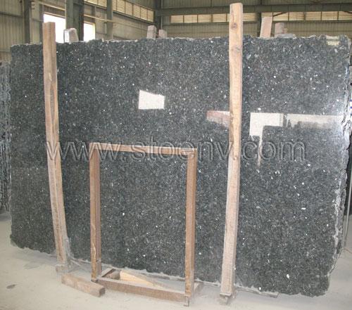 Granite Blue Pearl Slab