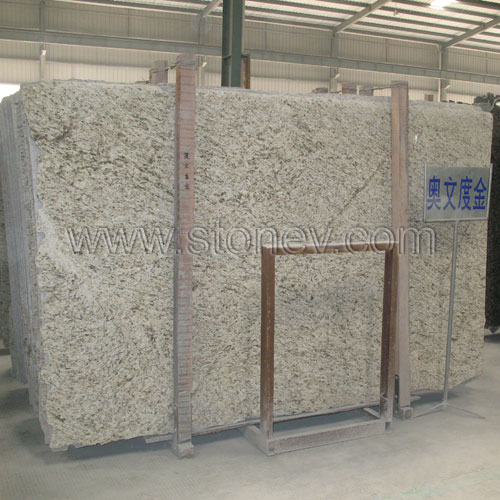Giallo Ornamental Slab are often used for granite countertops or kitchen