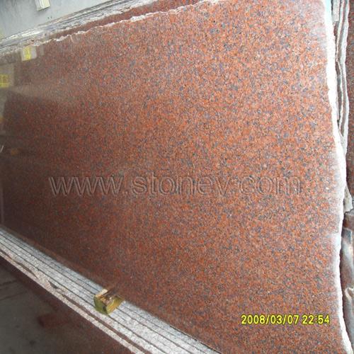 Granite Tianshan Red Slab