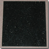 Black Galaxy Tile