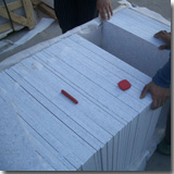 Granite G896 Tile Packing