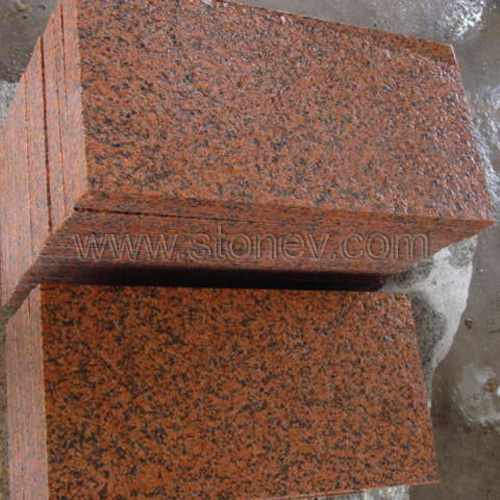 Granite Tianshan Red Tile G895 Tianshan Red Granite