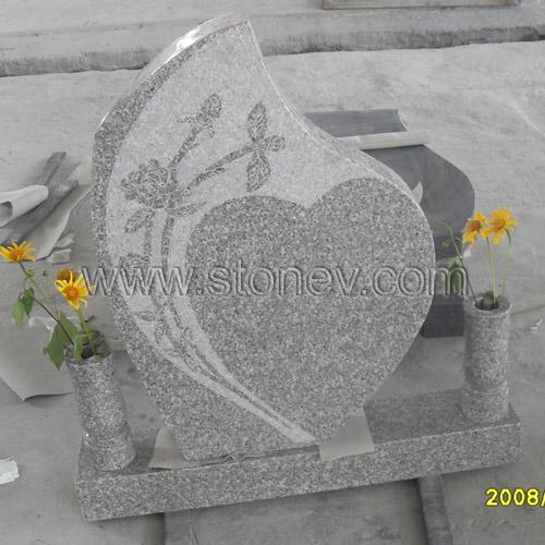 Granite G635 Sweet Pink Tombstone