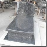 Granite Blue Pearl Monument