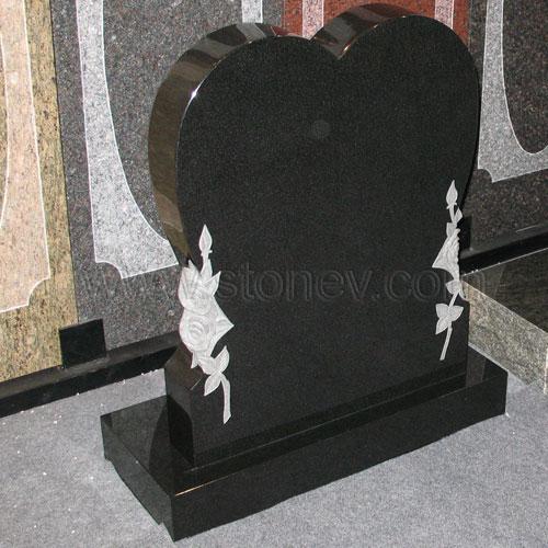 Granite G777 Shanxi Black Tombstone