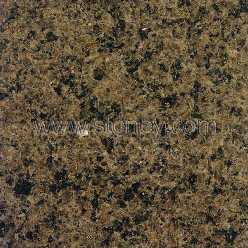 Tropical Brown Granite From Saudi Arabia Tropical Brown