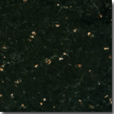 India Granite Black Galaxy